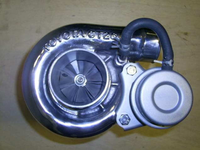CT26-TURBOCHARGER
