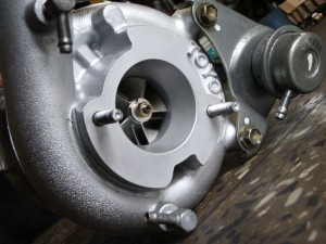CT15B-Turbocharger